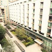 倫敦禪公寓飯店 - O2 體育館美景