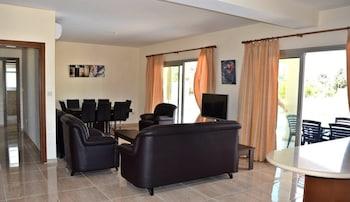 Villa Achilleas and Chrystalla - Living Area  - #0
