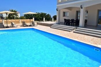 Villa Achilleas and Chrystalla - Terrace/Patio  - #0