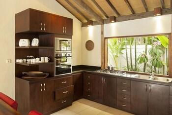 Esterin Villa - In-Room Kitchen  - #0