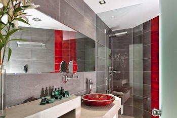 Kalavrita Canyon Hotel & Spa - Bathroom  - #0