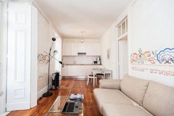 ShortStayFlat Bairro Alto - Living Room  - #0