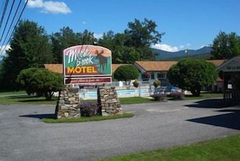 Moose Brook Motel in Gorham, New Hampshire