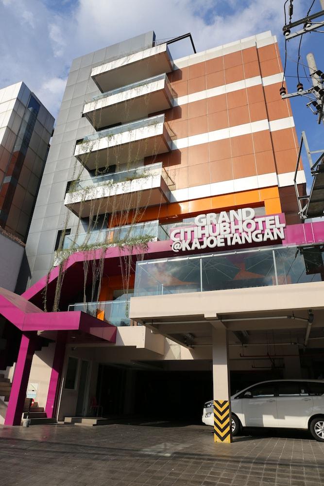 Grand Citihub Hotel Kajoetangan Kota Malang Price Address Reviews