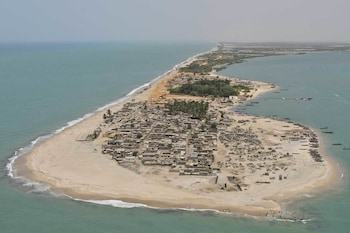Ecolodge de Palmarin - Aerial View  - #0