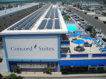 Concord Suites in Avalon, New Jersey