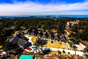 Browncabin Pension - Aerial View  - #0