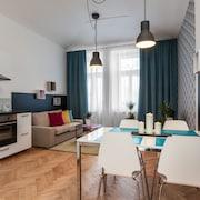 布拉格舒適公寓飯店