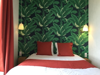 tarifs reservation hotels Villa Marie Talbot Plage et Vue Mer