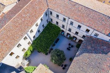 tarifs reservation hotels Le Cloître des Dominicains