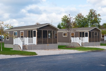 Indian Creek RV & Camping Resort in Geneva, Ohio