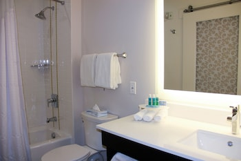 Hampton Inn by Hilton New Paltz - Bathroom  - #0