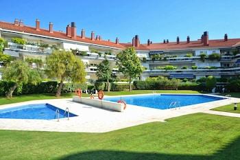 豪華公寓游泳池飯店