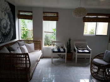 My Hostel Boracay - Lobby Sitting Area  - #0