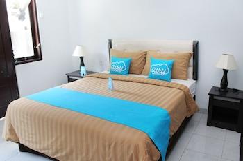 艾裡峇裡島金巴蘭武吉綠巷普特裡 6 號飯店