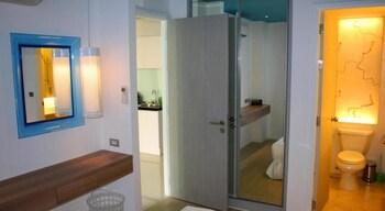 Atlantis Condo Pattaya by Panissara - Bathroom  - #0