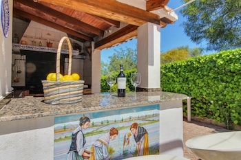 Villa Paraíso - Terrace/Patio  - #0