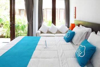 Airy Seminyak Kerobokan Tangkuban Perahu Tunjung Dua Bali - Guestroom  - #0