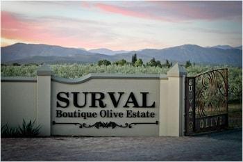 Surval Boutique Olive Estate - Hotel Entrance  - #0