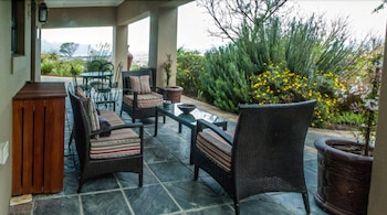 Vrede Self Catering - Terrace/Patio  - #0