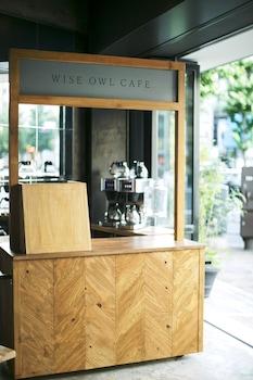 WISE OWL HOSTELS TOKYO - Cafe  - #0