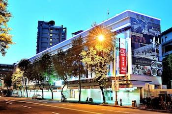 CU Hostel Taipei - Hotel Front - Evening/Night  - #0