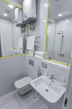 Apart-Hotel Naumov Lubyanka - Bathroom  - #0