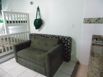 Ajuricaba Suites - Centro - Living Area  - #0