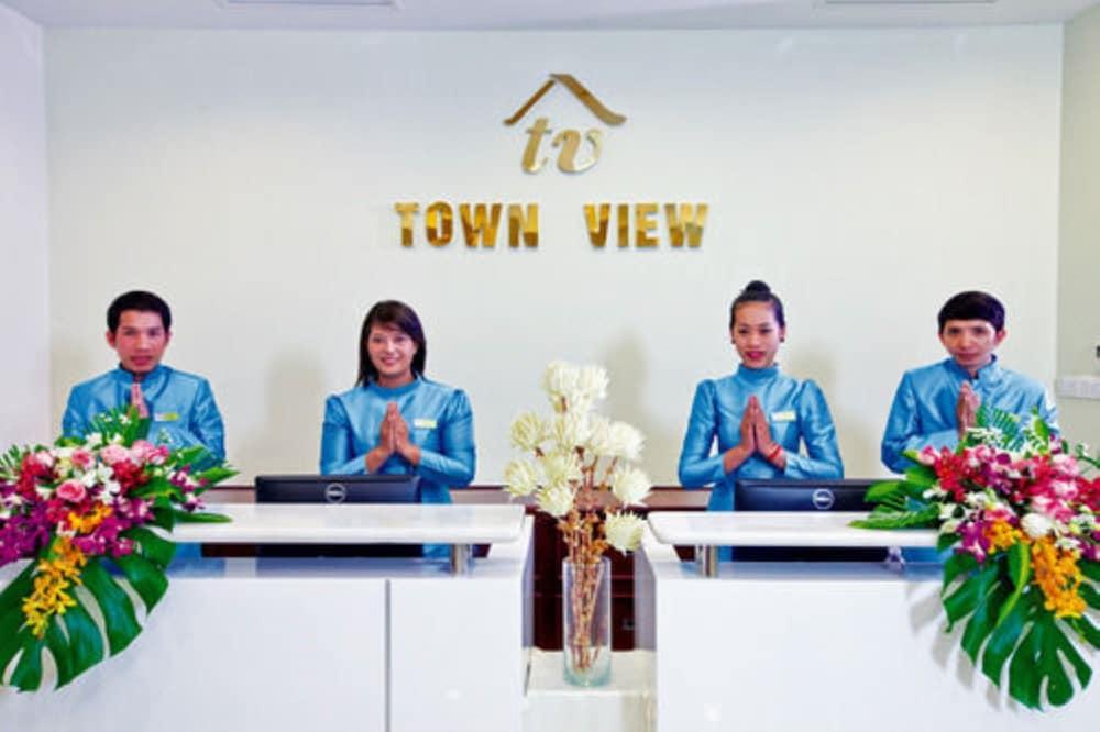 Town View Hotel Khan Daun Penh