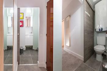 Apartment WS Marais - Place des Vosges - Bathroom  - #0