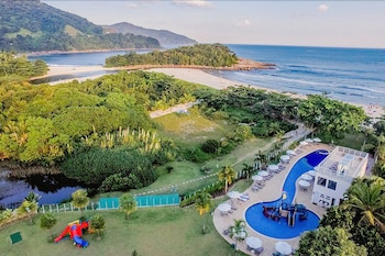 Beach Hotel Sunset