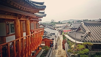 Laon Hanok Gguljam - City View  - #0