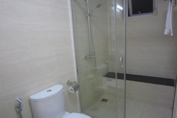 Queen Central Apartment-Hotel - Bathroom  - #0