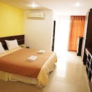 曼谷鑽石公寓飯店
