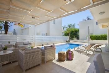 Villa Posidonas 3 - Property Grounds  - #0