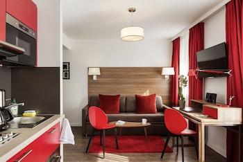 慢板莫斯科基輔站公寓飯店