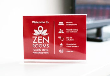 ZEN Rooms Ubud Dewi Sita - In-Room Amenity  - #0
