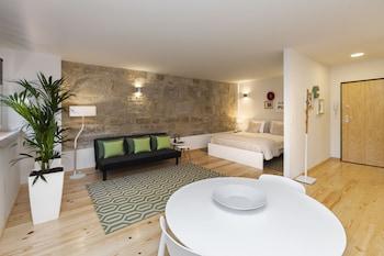 奧波爾圖道地開放式公寓飯店