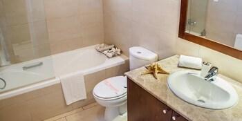 Oceanview Villa 001 - Bathroom  - #0