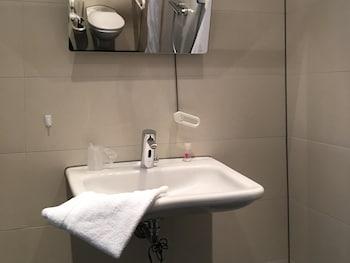 Hotel Smartino - Bathroom  - #0