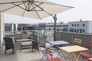 Hotel Corte Business - Terrace/Patio  - #0
