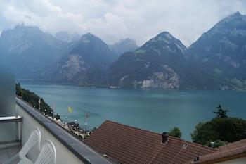 Hotel Tellsplatte - Balcony View  - #0