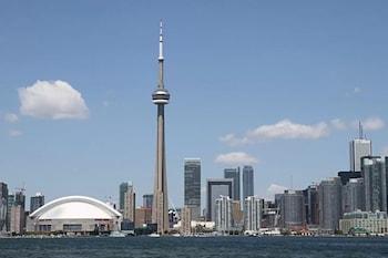 市中心加拿大國家電視塔新一房公寓式客房