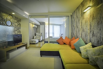 The Sanctuary Hua Hin by Puppap - Living Area  - #0
