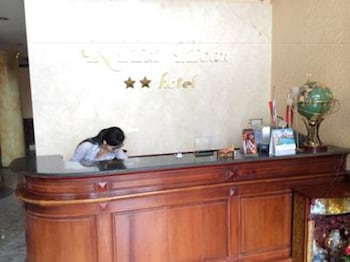 Hanoi Khai Hoan Hotel - Interior Entrance  - #0
