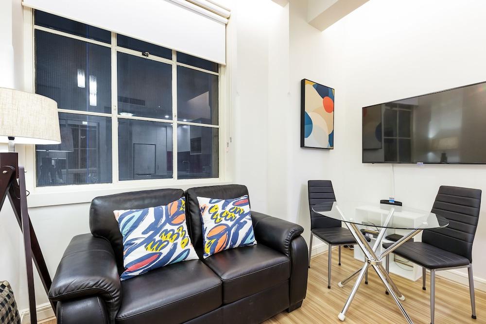 Sydney CBD 503 Brg Furnished Apartment