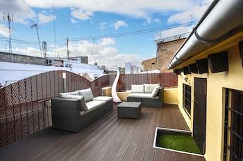 Valência: CityBreak no Design Flats Attics II desde 166,87€