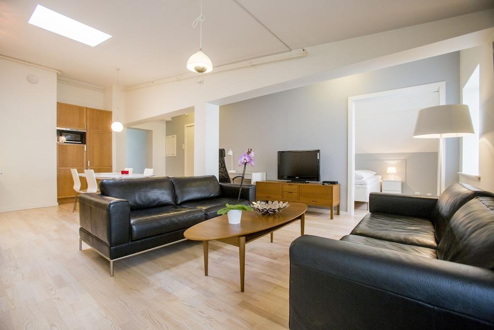 City Housing - Sølvberggata 17 - Holgersen Apartments