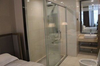 Guangzhou BoYi Hotel - Bathroom  - #0