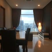 吉隆坡 KLCC 蘇活套房飯店
